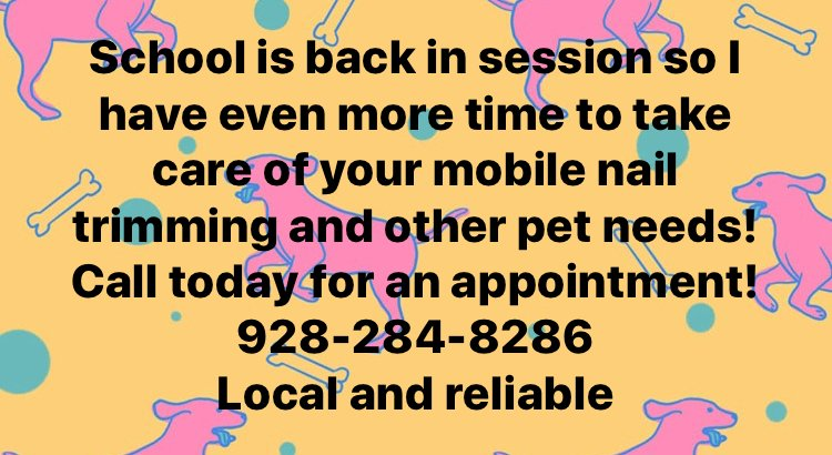 Mobile Pet Services