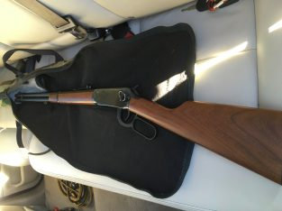 Winchester 92Ae 45lc lever action rifle