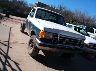 1991 Ford F250 4×4
