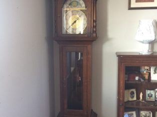 Tall Grandfather Clock $250