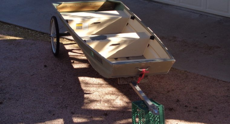 ATV Boat Trailer For Sale (Built for Chevelon Canyon Lake)