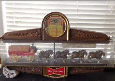 Budweiser Clydesdales 1979