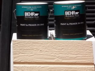 Paint for Sale (Exterior)