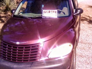 2001 PT Cruiser For Sale!!!