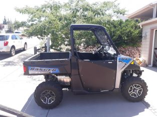 2017 Polaris Ranger 900XP low low miles